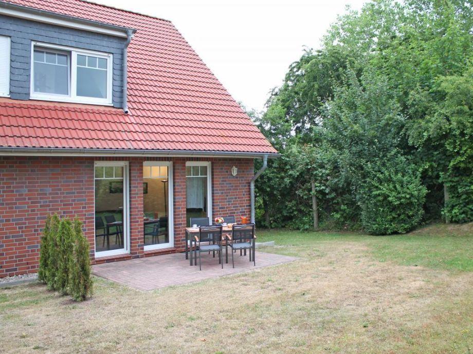 Möwe 1 - Blick auf die Terrasse