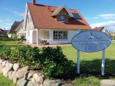Ruhe-Insel Ferienhaus