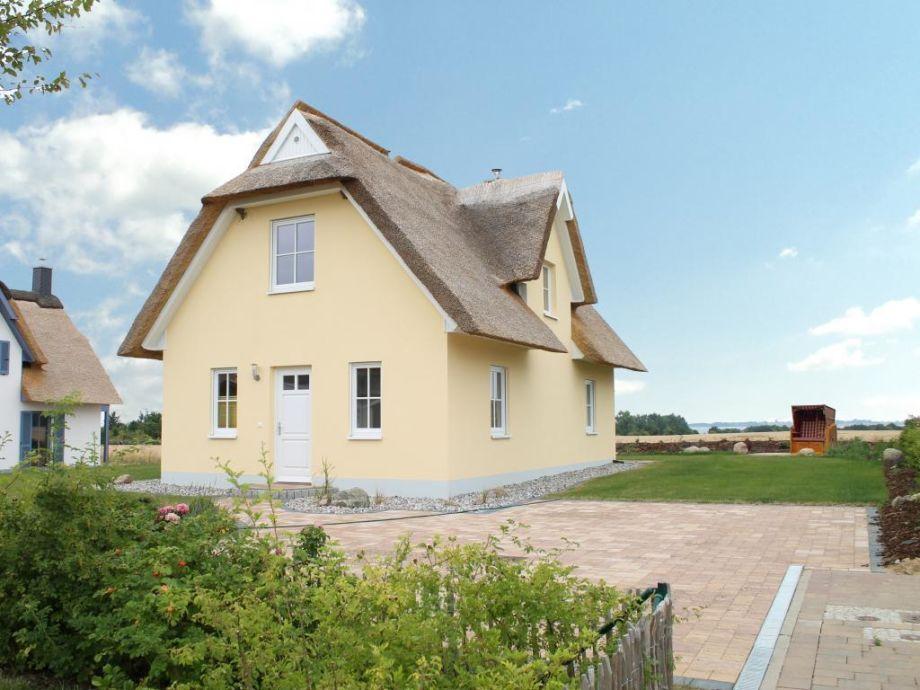Seeblickperle - Blick auf das Haus von der Landseite