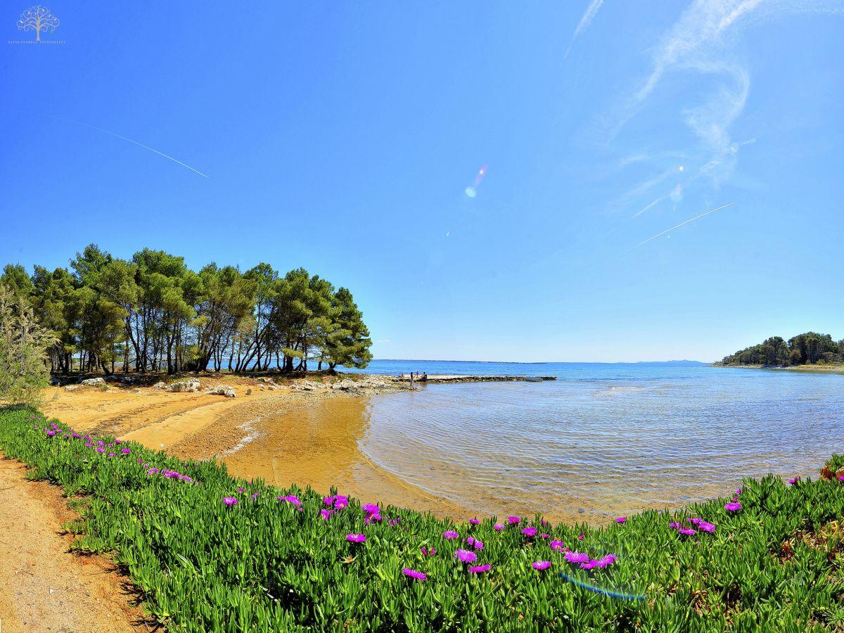 Ferienwohnung Malibu Royal 1, Insel Vir mit Brücke, 30km ...