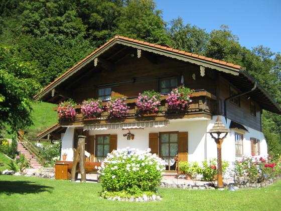Ferienwohnung Haus Steinbichl Berchtesgadener Land Frau