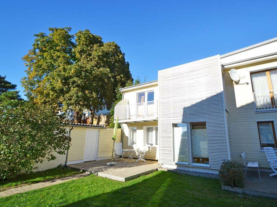Außenaufnahme Haus Sonnenschein - Whg Studio