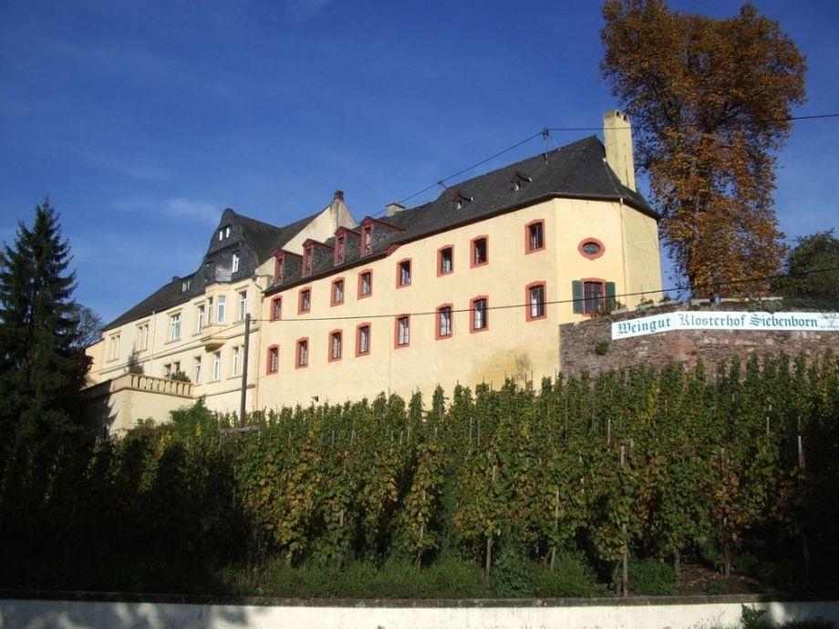 Ferienwohnung im Klosterhof Siebenborn