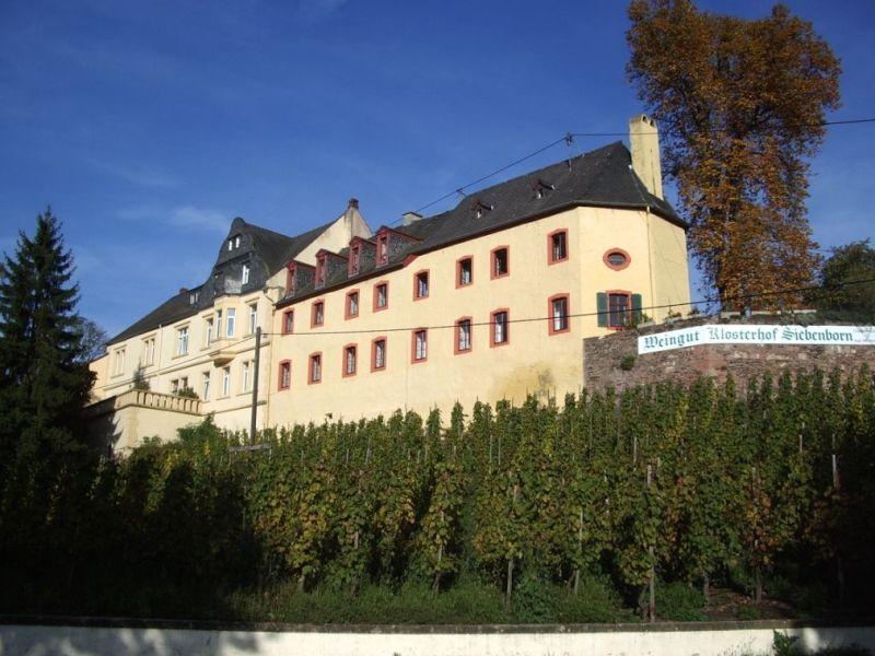 Ferienwohnung Abtei im Klosterhof