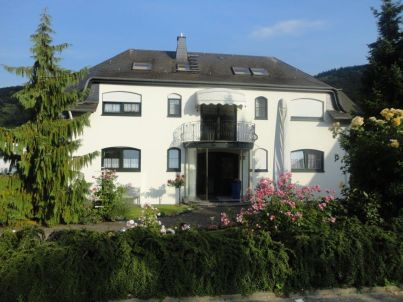 Rosenduft in Bernkastel