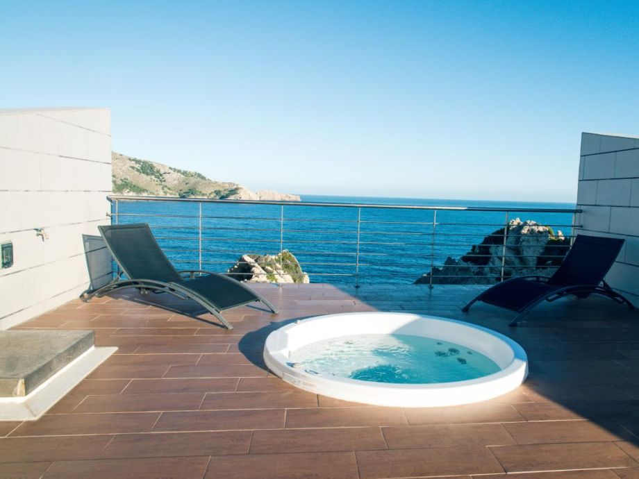 Traum schlafzimmer mit pool  Reihenhaus Cuba Blanco, Cala Ratjada - Herr Andreas Peters