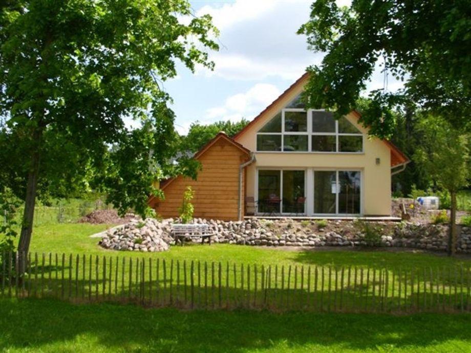 Unser Ferienhaus von der Seeseite