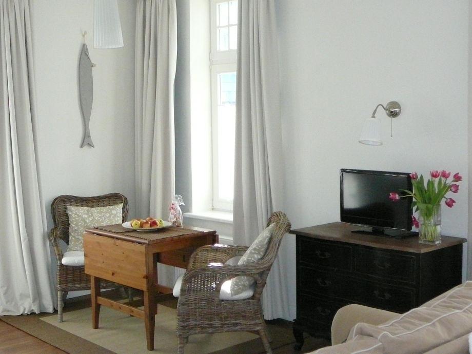 Ausstattung Villa Silbermöwe Apartment 2