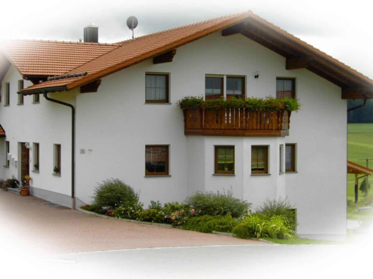 Ferienwohnung Haus Panorama Nationalparkregion Frau