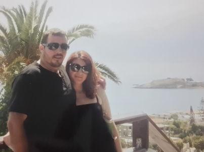 Ihr Gastgeber Maria & Xenophon Moudatsos