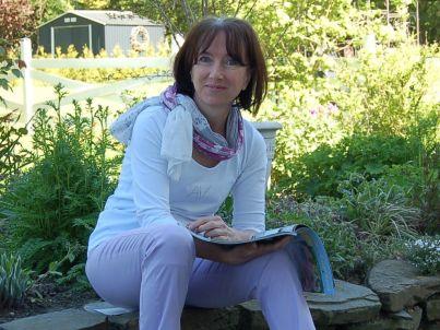 Your host Ursula Kreuwen