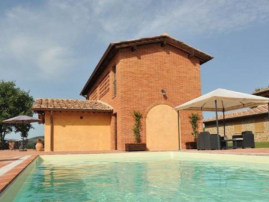Das Nebenhaus mit Pool 1