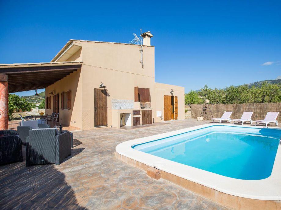 Pool & Terrasse