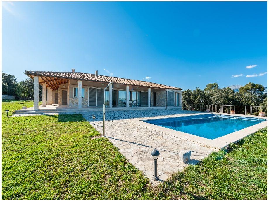 Wunderbare Villa Corritx