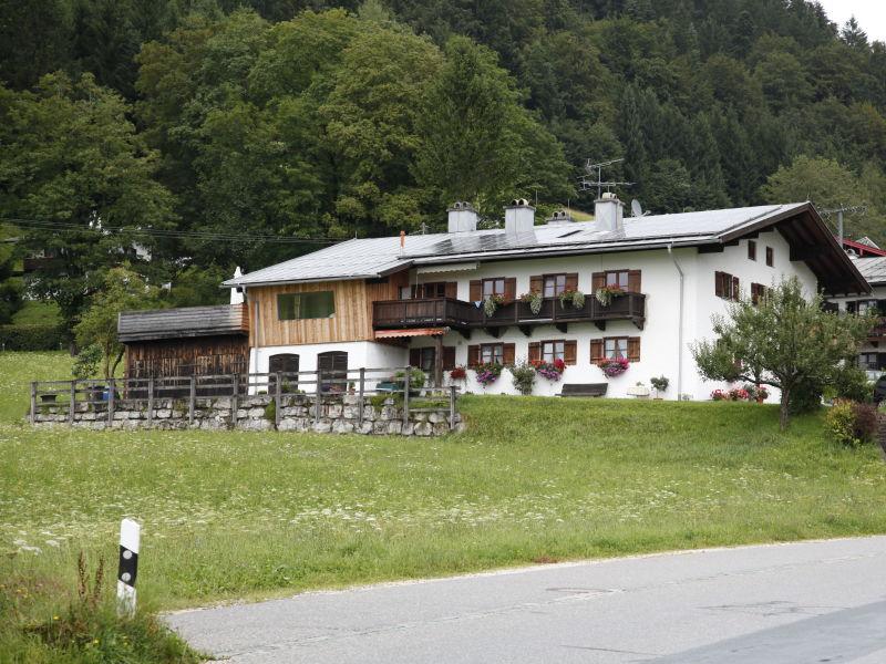 Ferienwohnung Alpenraum Berchtesgaden