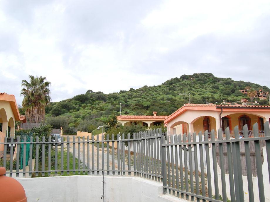 Lage von dem Ferienhaus Brezza di Mare 3