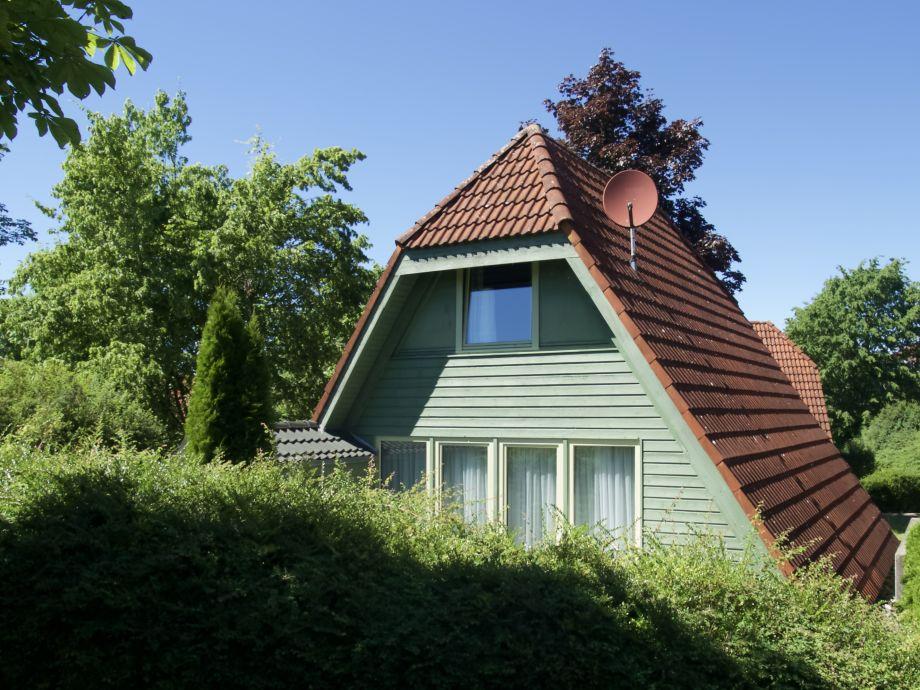 NDT Nurdachhaus im Ferienwohnpark