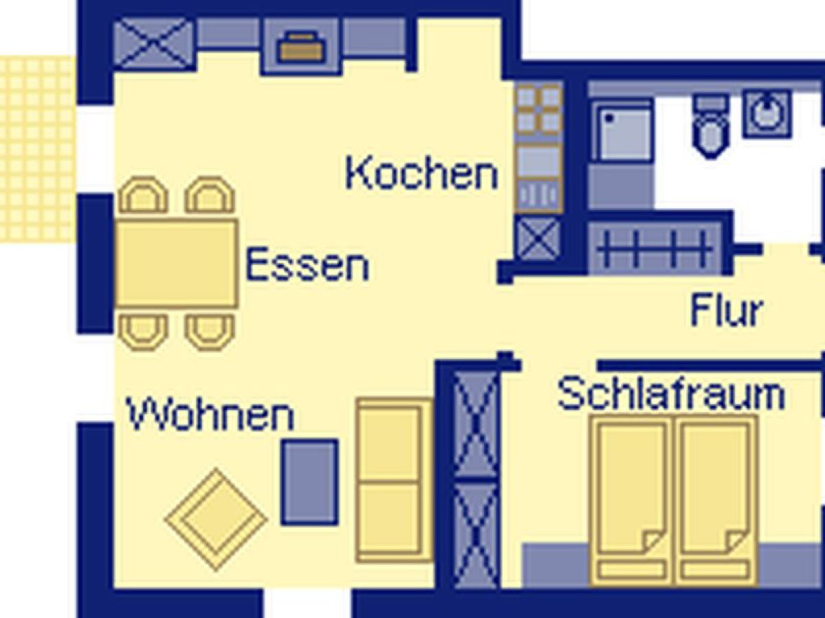 ferienwohnung r genstrand r gen dranske bakenberg frau martina eulenburg. Black Bedroom Furniture Sets. Home Design Ideas