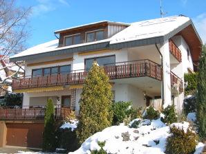 Holiday apartment House Neuberg