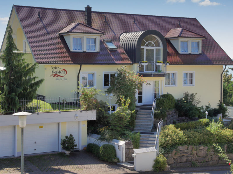 Ferienwohnung FerienResidenz über'm See - Drei Zimmer -
