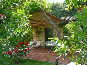 Ripa d'Elce, Ferienwohnung Glicine