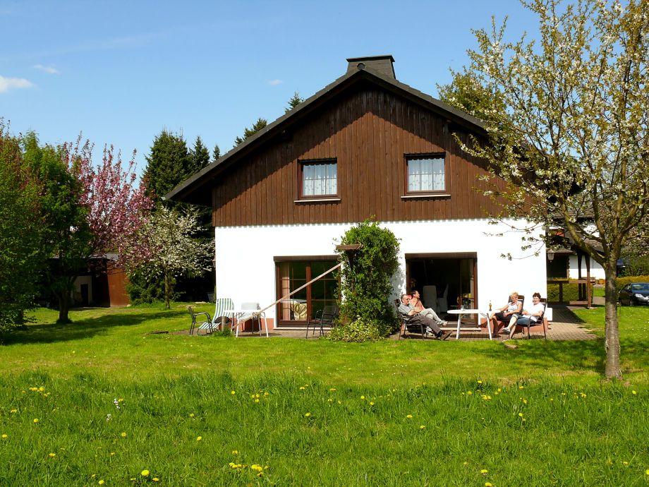 Außenaufnahme Hammermühle - Wohnung B