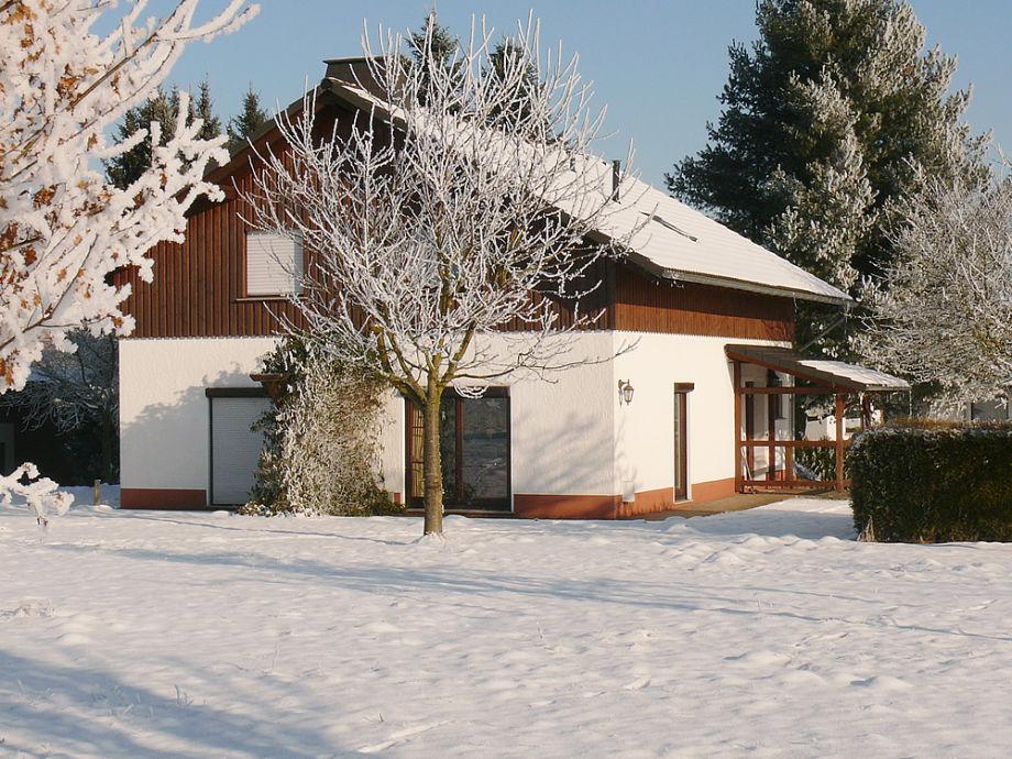 Ferienhaus mit Wohn.A und Wohn.B