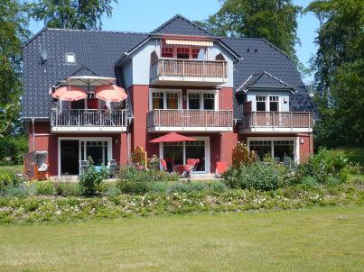 in der Villa Viktoria