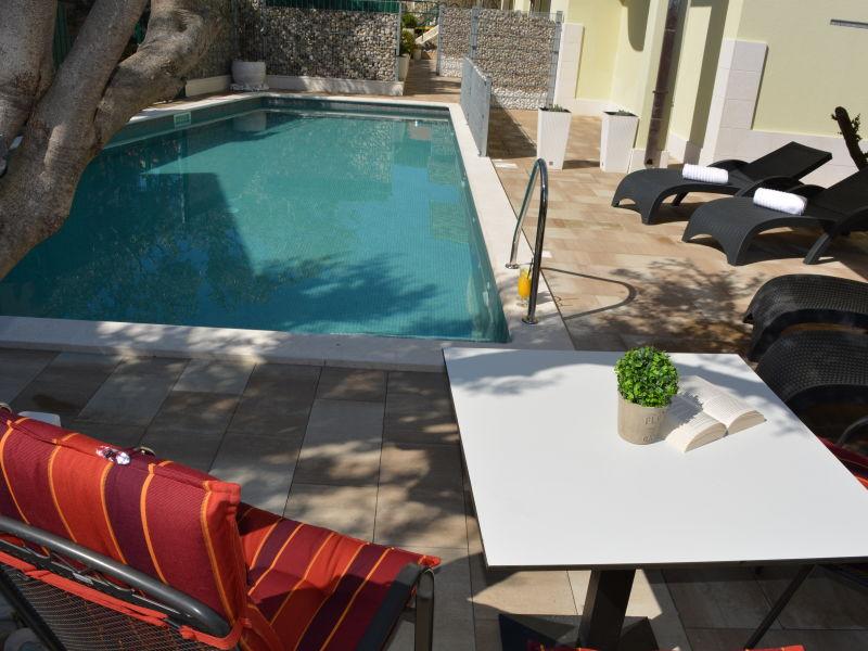 Villa Matija mit Pool
