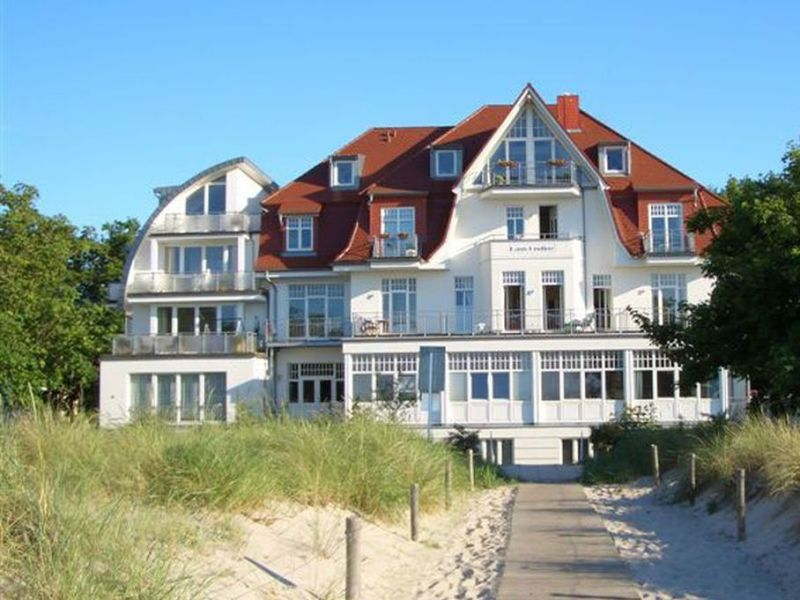 Ferienwohnung Haus Undine App. Isabell (Seeblick)