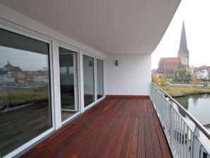 Ferienwohnung Rostock Altstadthafen Pier 2