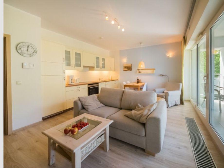 Beispiel Wohnbereich Typ 2-4 Personen