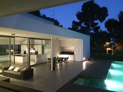 Moderne Villa -neu- Capdepera Golf Meer Pool Klima TV