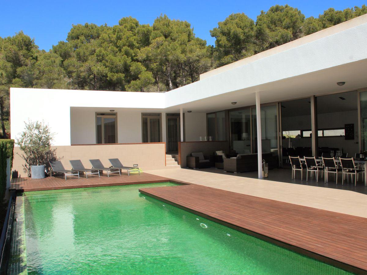 Ferienhaus Moderne Villa Neu Capdepera Golf Meer Pool Klima TV