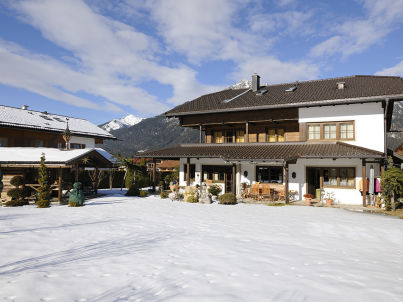 """im Landhaus Staudacher """"Alpspitze"""""""