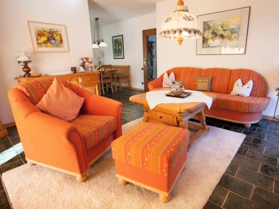 ferienwohnung bergrose oberbayern farchant firma mahr. Black Bedroom Furniture Sets. Home Design Ideas