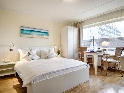 "Helles 1-Zi-Apartment ""Capitano"" in guter Strandlage"