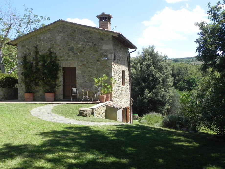 Außenaufnahme Il Granaio