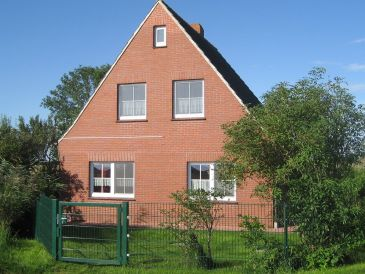 Holiday house Haus am Sommerdeich (House on summer dike)