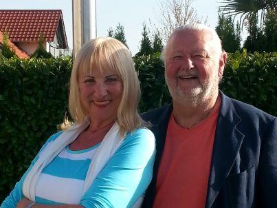 Ihr Gastgeber Edda & Fritz Blanz