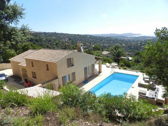 Villa h40 franz sische riviera la croix valmer firma for Garage de la riviera croix