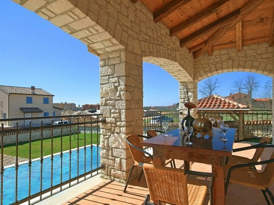 Villa Gordana mit pool