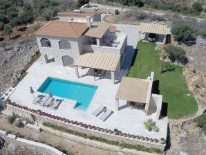 Villa Lemoni mit schöner Aussicht