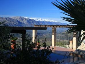 Ferienhaus Villa Maffeo mit Weitblick