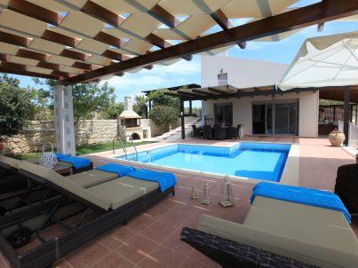 Villa Maffeo mit Weitblick
