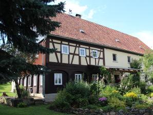 """Ferienwohnung Koitscheblick im Haus """"Wiese"""""""