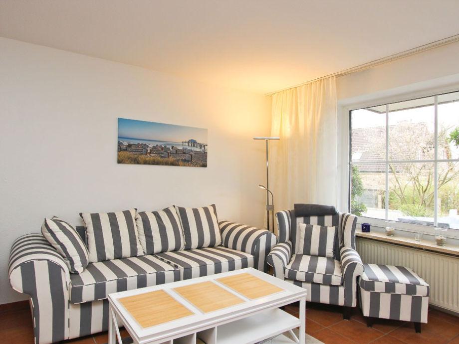 Couch-Ecke im Wohnzimmer