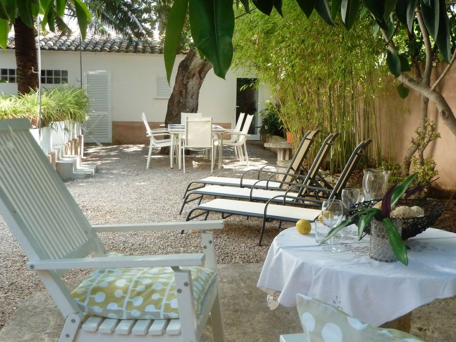 6 Personen Ferienhaus Es Clapé in Cala Rajada