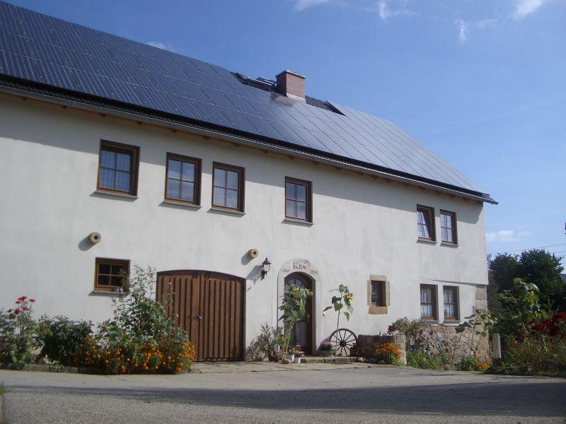 Bauernhof Ferienwohnung auf dem Weidehof