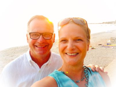 Ihr Gastgeber Iris und Udo Schiffer